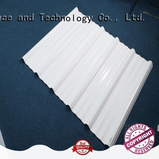 Redwave resistance corrugated plastic roofing order now for scenic shed