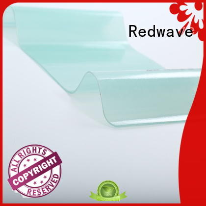 Redwave frp frp wall panels certifications for factory