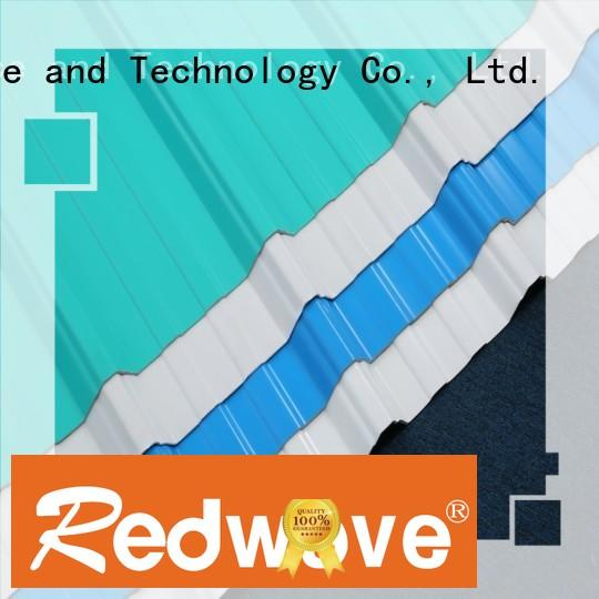 insulation roofing plastic roof tiles Redwave Brand