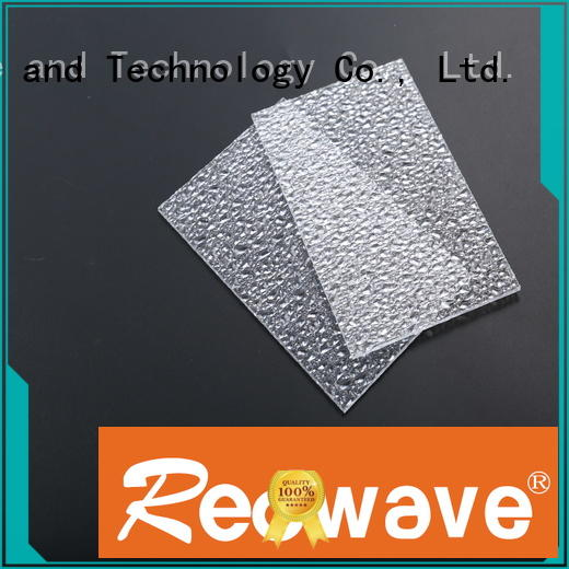 Redwave diamond polycarbonate sheet inquire now for scenic buildings