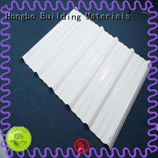 sheet corrugated plastic sheets widely use for housing Redwave