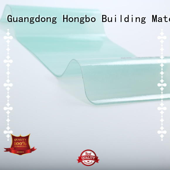 Redwave FRP roofing sheet  transparent and corrosion resistant