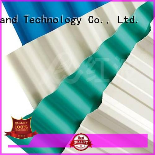 upvc pvc roofing sheets high quality Redwave company