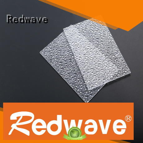 best-selling polycarbonate sheet redwave inquire now for ocean hall