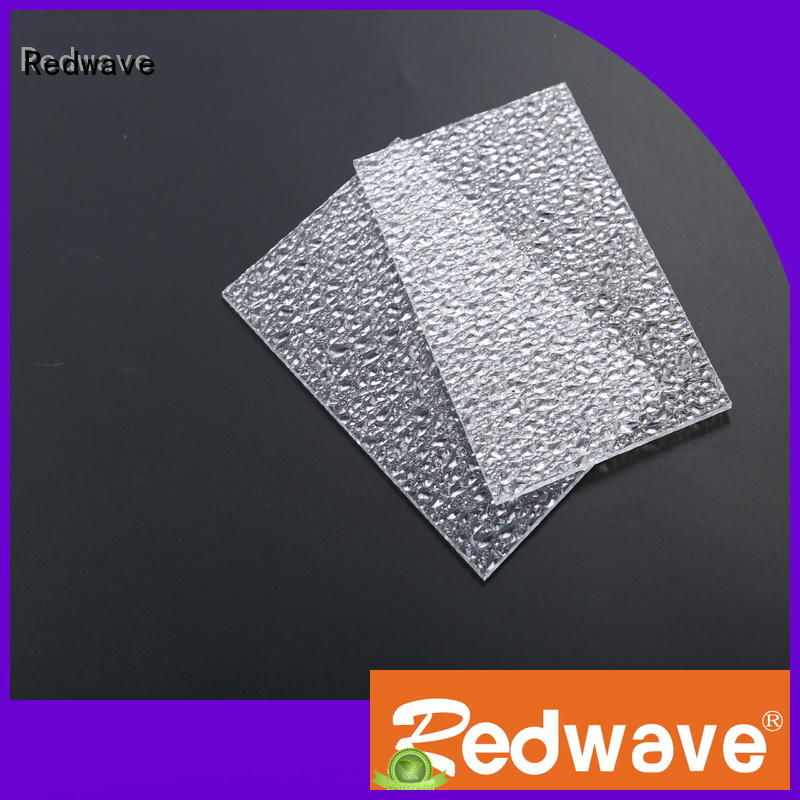wholesale polycarbonate sheet texture factory price for ocean hall