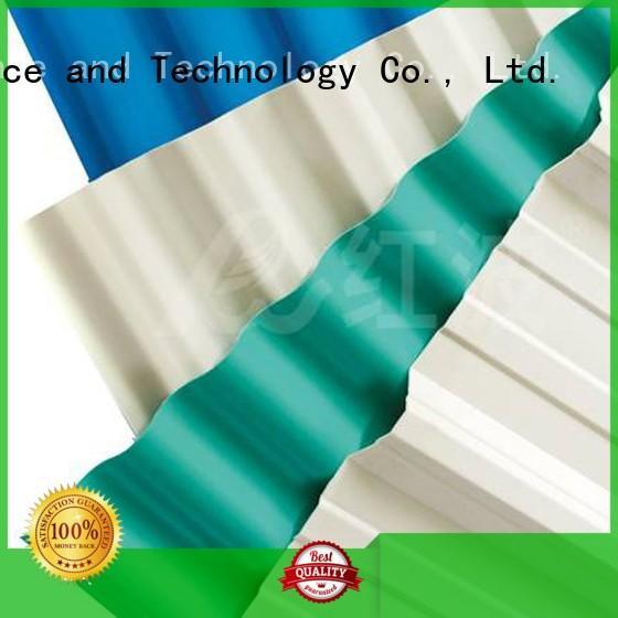white pvc pvc roofing sheets apvc Redwave Brand company