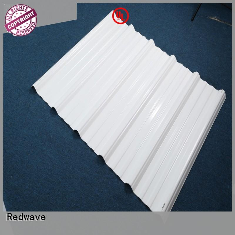 Redwave inexpensive roofing sheets directly sale for ocean hall