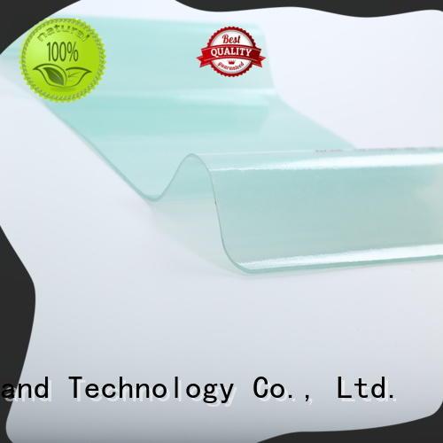 transparent fiber reinforced plastic sheet corrosion for workhouse Redwave