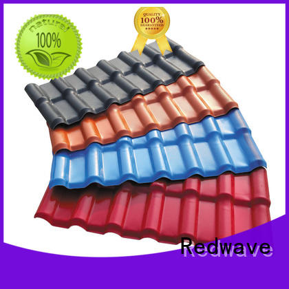 Redwave tile free quote for scenic buildings