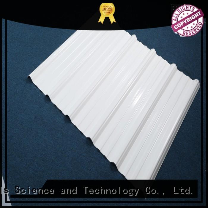Redwave durable corrugated plastic roofing order now for workhouse