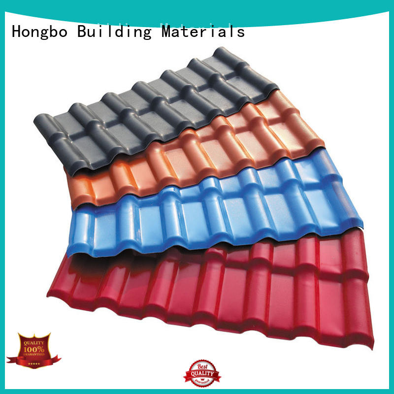 Redwave strong corrugated plastic roofing certifications for housing