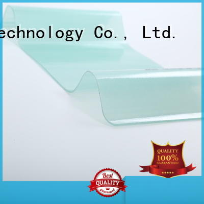 0.8mm-2.5mm clear oem Redwave Brand frp roofing sheets