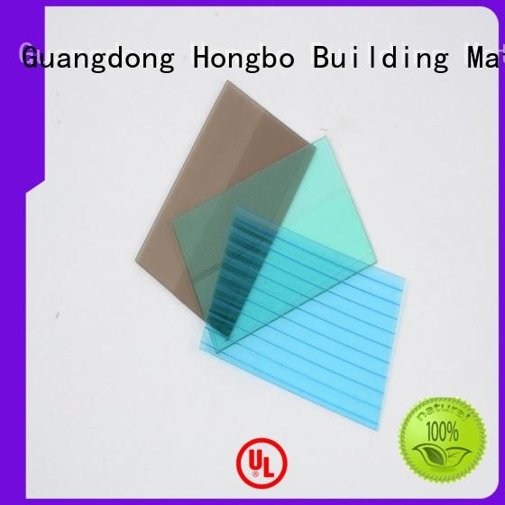 Redwave inexpensive clear polycarbonate sheet from China for housing