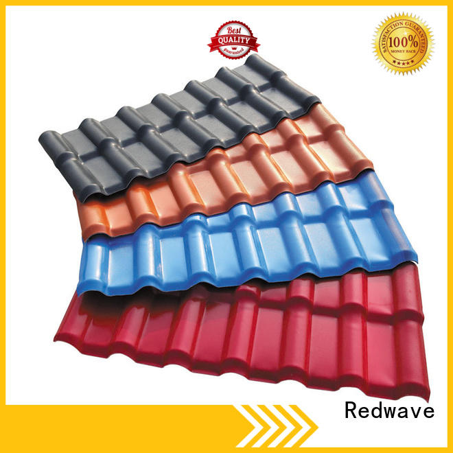 eco-friendly corrugated plastic roofing roof with certification for workhouse