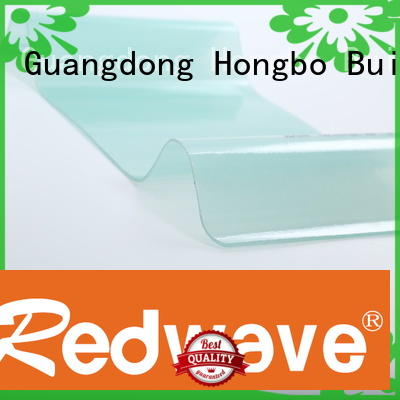 hot sale translucent corrugated fiberglass roofing panels Redwave Brand