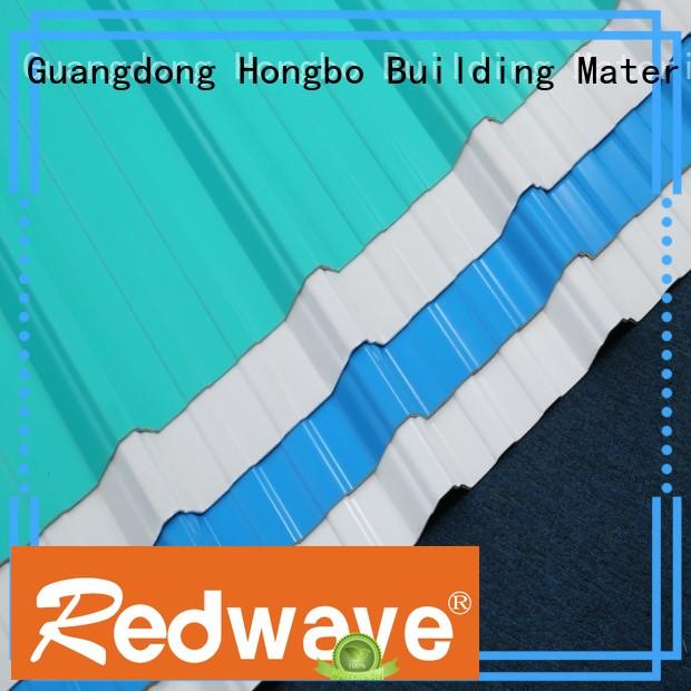 polycarbonate roof panels insulation for workhouse Redwave