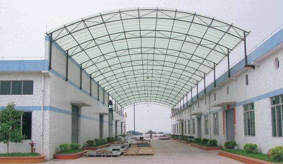 comfortable fiberglass panels roofing factory price for residence-1